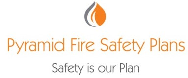 Pyramid Fire Safety Plans Logo